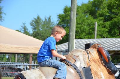 Cracker Day 2012 CowWhip & Mech Bull