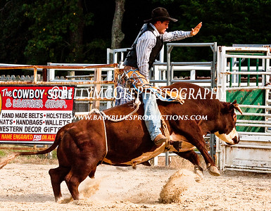 Frontier Town Rodeo - 06 Sep 09