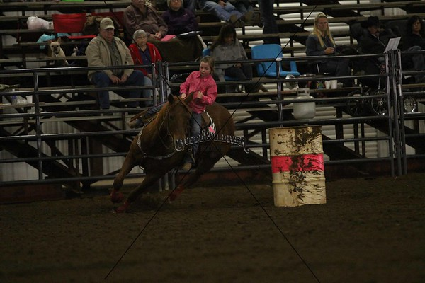 Hill Country Jr Rodeo 7 Barrels