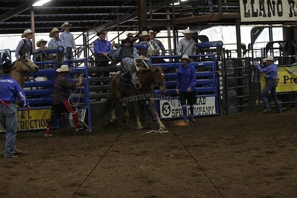 LLano Pro Rodeo Friday