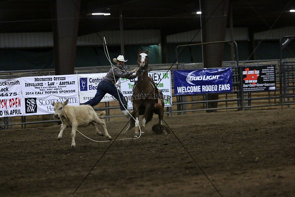 Friday Tie Down Calf Roping