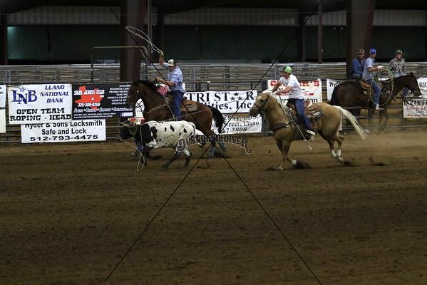 Llano County Team Rooping Short Go