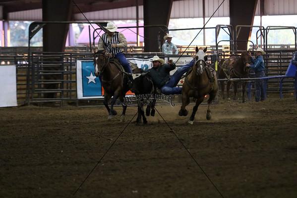 Saturday Steer Wrestling 2015