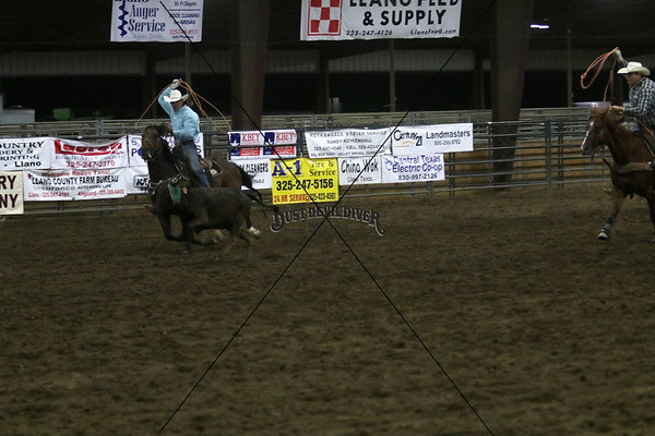 Saturday Night Team Roping