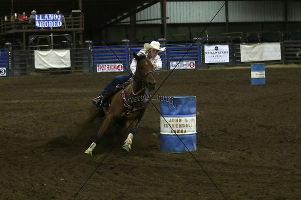 Llano Open Pro Rodeo 2018