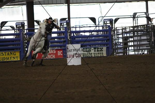 Llano Pro Rodeo Thursday