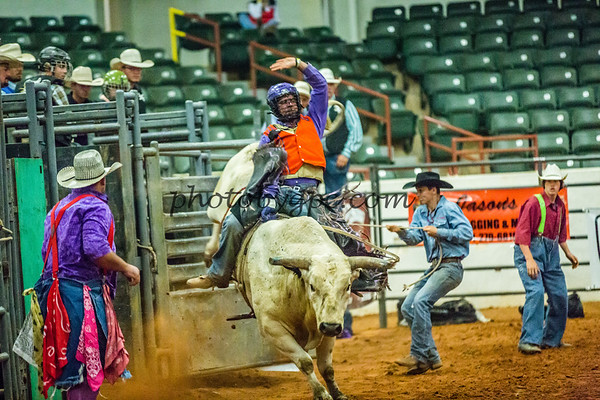 PRCC Bull Riding