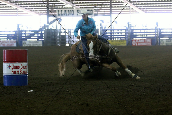 Texas Senior Pro Rodeo 2014