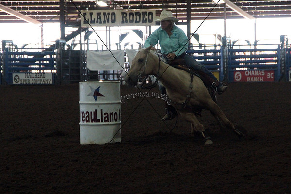 Texas Senior Pro Rodeo Sat