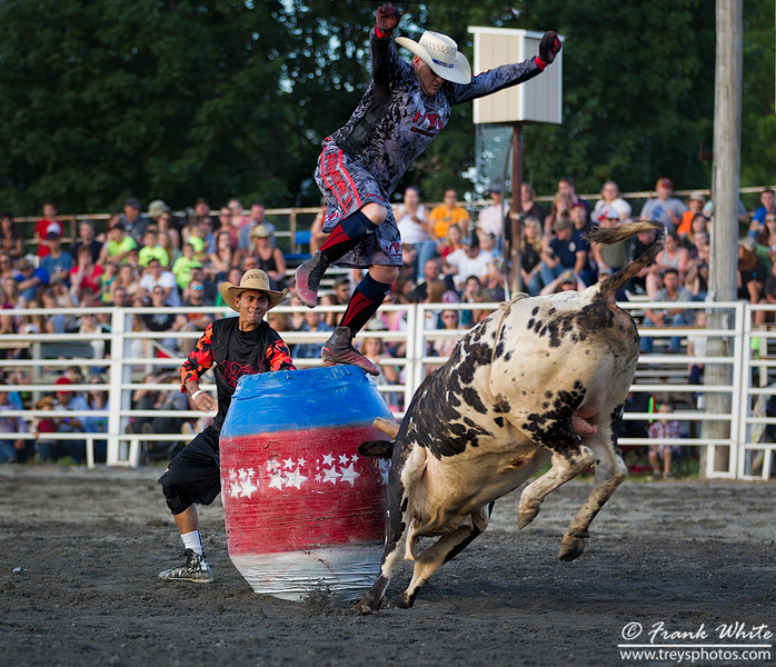2016 Rodeo action #7