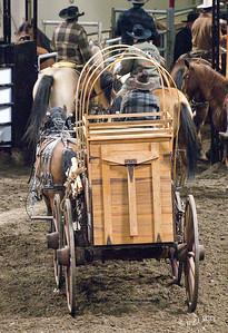 Back Of Chuck Wagon
