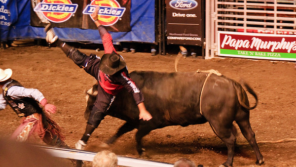 Professional Bull Riding PBR1