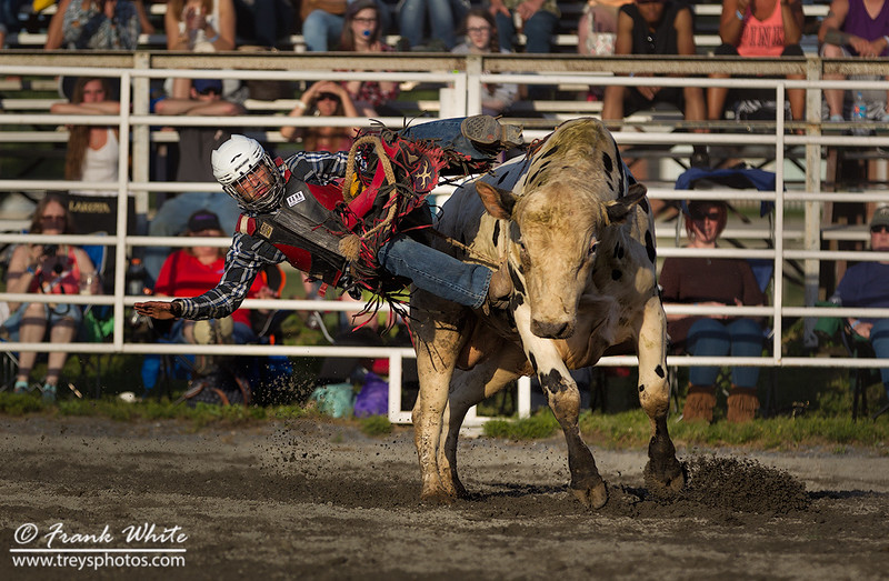 2016 Rodeo action #1
