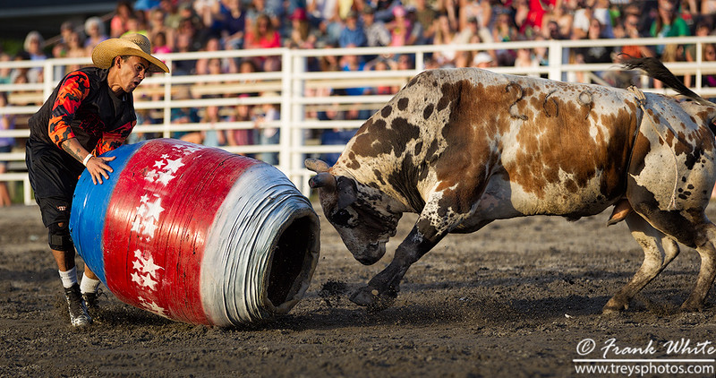 2016 Rodeo action #4