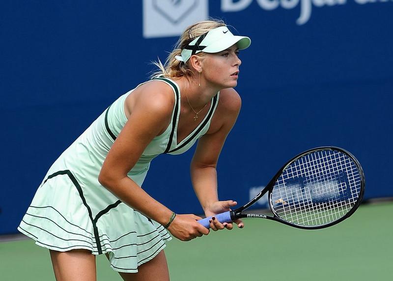 Maria Sharapova....she has the whole package.