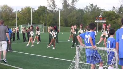 Rolisha Cheer WSU 12Oct2013 Flip