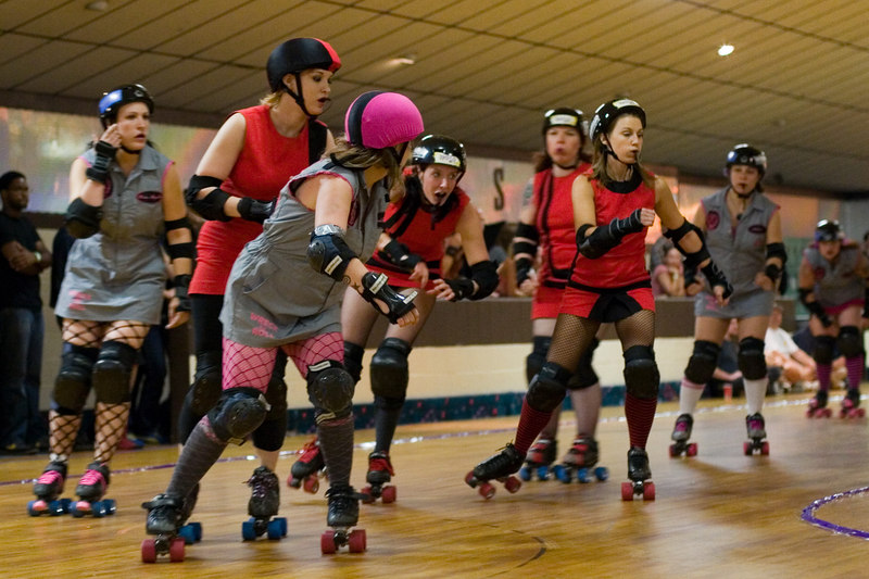 Junkyard Dolls vs. Mobtown Mods.