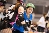 DC Rollergirls Capital Offenders vs LeHigh Valley at ECDX