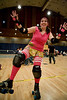 The Cherry Blossom Bombshells take on the visiting Northside Stranglers followed by the DC Demoncats vs. Scare Force One