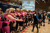 Scare Force One vs. Cherry Blossom Bombshells, DC DemonCats vs. Majority Whips.