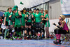 The Ultimate Whorrior is the lone Cherry Blossom Bombshell in the penalty box, vs. Majority Whips - 11/05/2011
