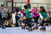 DC Demoncats vs. Scare Force One, Majority Whips vs. Cherry Blossom Bombshells