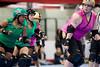 DC Demoncats vs. Scare Force One, Majority Whips vs. Cherry Blossom Bombshells