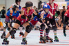 DC Rollergirls All Stars vs Providence All Stars at ECDX 2011