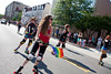 DC Rollergirls at Capital Pride Parade, 06/09/2012 :