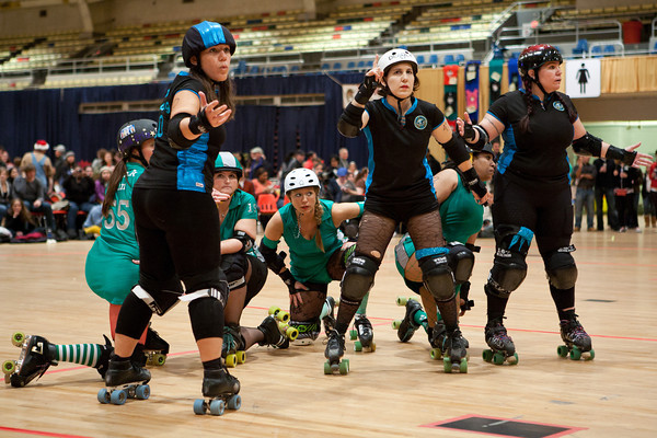 Scare Force One looking for a little help vs. the Majority Whips - 12/10/2011