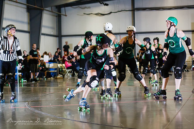 Green Mountain Derby Dames