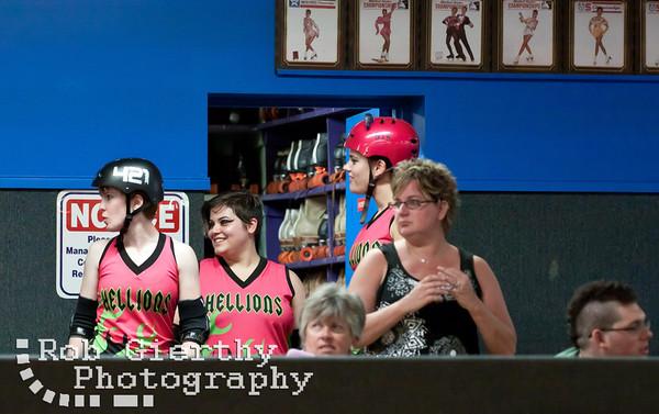 HOT vs Garden State Roller Derby 8/6/11