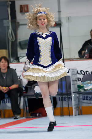 LIRR Half Time Show Irish Dancing 3/10/12