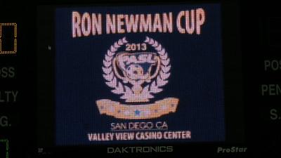 Ron Newman PASL Championship/San Diego - 3/11/2013