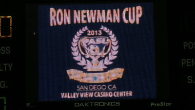 Ron Newman PASL Championship/San Diego - 3/11/2013