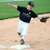 6-12-14<br /> Rookie League Championship<br /> Liam Williams celebrates Planet Mind's Rookie League Championship win as he rounds third base.<br /> Kelly Lafferty | Kokomo Tribune