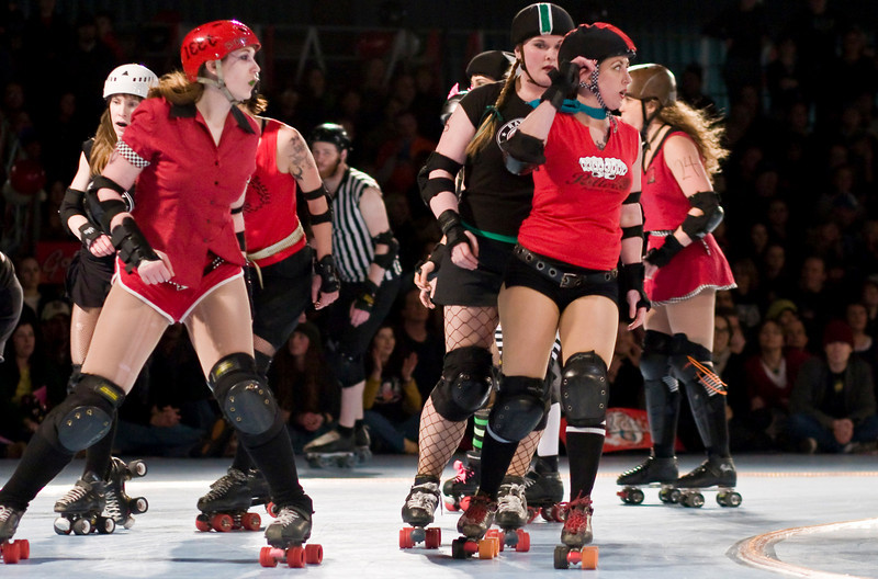 Betties v. Rat City, First Half