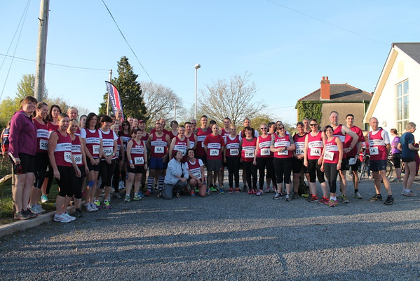 Rose Inn Relays - Lliswerry pictures