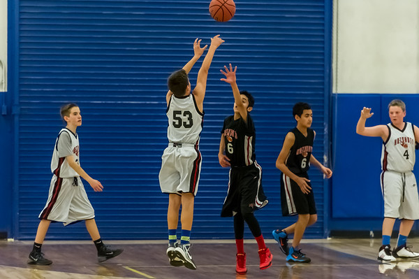 Hot Shots Delle vs Watson Playoffs 2-24-15