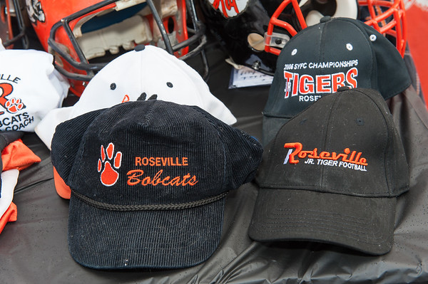 Roseville Jr Tigers Midget vs Placer 10-17-15