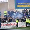 Falkirk fans.