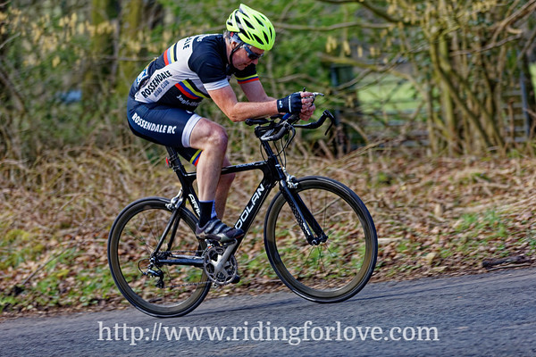 Rossendale RC Hilly 10.3, Bolton By Bowland, 23 Feb 2019