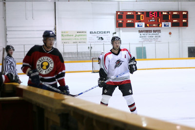 Rosthern Ties Prarie Outlaws