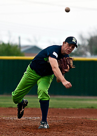 2012 Invaders Pitching