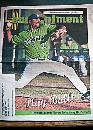 Roswell Invader Baseball