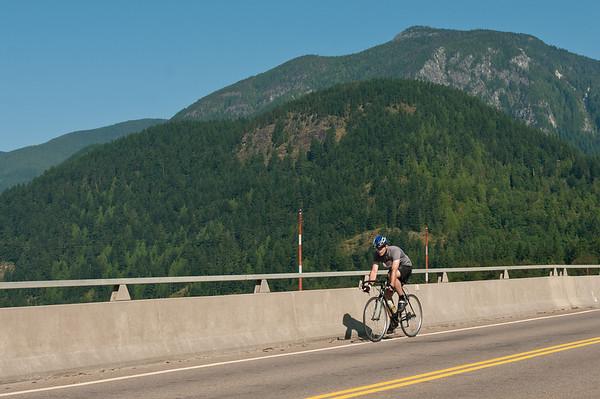 Rotary Club of Vancouver - Bike A Thon 2012