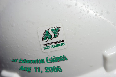 Roughriders at Eskimos