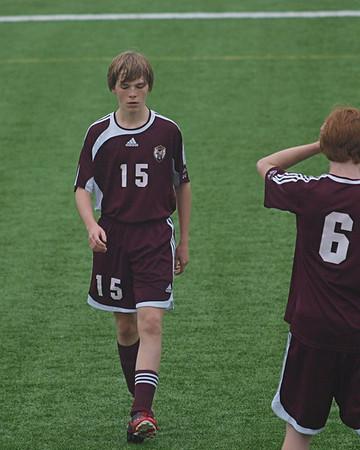 RRHS Dragon JV Maroon Soccer vs. McNeil 2.20.2010