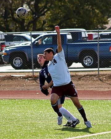RRHS JV Maroon vs. Stony Point 1.10.2009