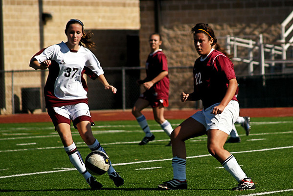 Round Rock High School Ladies  Soccer 2009